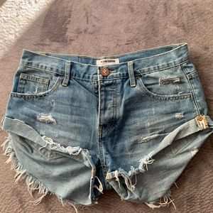 One teaspoon bandit shorts!